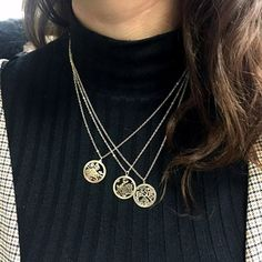 Chinese New Year stackable necklaces at Miss Selfridge