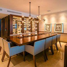 Mesa de comedor de 315 x 60 para 12 personas mesas de for Comedores modernos mexico df