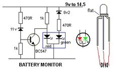"""Képtalálat a következőre: """"Battery monitor led"""" Led Projects, Electrical Projects, Arduino Projects, Hobby Electronics, Electronics Components, Electronics Projects, Electronics Storage, Battery Charger Circuit, Automatic Battery Charger"""