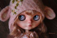 OOAK Artdoll Blythe Doll Orphan by Melacacia Custom 156 Ella | eBay