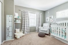 Redmond Ridge Townhome - traditional - Nursery - Seattle - Lindsay Heitlauf-Ferguson Sotheby's Int'l Realty