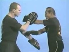 Sifu Dan Inosanto JKD Trapping Drills - YouTube