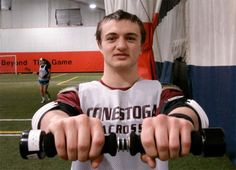 The Stik: A valuable tool for lacrosse players to build strength and flexibility in the arms, hands, wrist and grip - http://toplaxrecruits.com/dyer4/