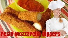 Pesto Mozzarella Dippers Recipe - Food City
