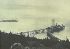 Redondo Beach Pier early 1900's.