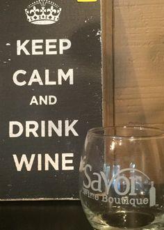 Sake Tasting at Savor Wine Boutique in Atlanta!
