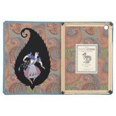 A Dream by Erté-Art Deco 2- DODOcase iPad Air Case