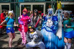 Adventure TIme, Sakura-Con 2013 - Sunday - Cosplay Photos from David DTJAAAAM Ngo