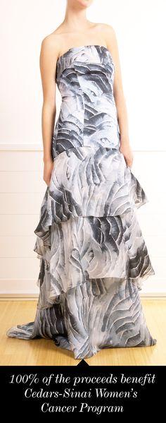 CAROLINA HERRERA DRESS @Michelle Flynn Coleman-HERS