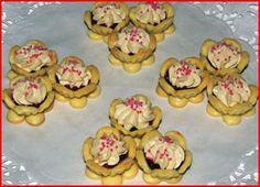 Vánoční cukroví :: Jiříkova kuchařka Mini Cupcakes, Muffin, Breakfast, Desserts, Food, Morning Coffee, Tailgate Desserts, Deserts, Eten