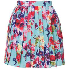 Ladakh Full Bloom Skirt