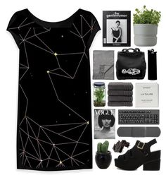 """""""am i in love with you?// macey's contest"""" by universed ❤ liked on Polyvore featuring Yves Saint Laurent, Casetify, ASOS, Proenza Schouler, Acne Studios, Rig-Tig by Stelton, Christy, Byredo, Alöe and Bobbi Brown Cosmetics"""