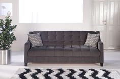 The furniture store where you get the best among all futons. We give you the top brands futons with trustworthy service of products. Sofa Sleeper, Futons, Sofas, Love Seat, Classy, Couch, Gray, Storage, Furniture