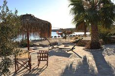 airbnb santorini, greece