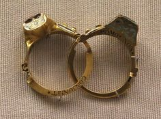 The Secret Messages Hiding Inside 17th Century Engagement Rings - Atlas Obscura