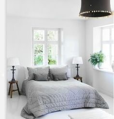 Bedroom Inspiration / Inspiration Chambre à coucher