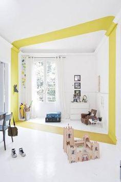 Cool idea :)     Weird Decor Ideas For The Home | Domino