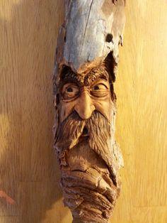 Best wood spirit wood carvings images spirit wood carvings