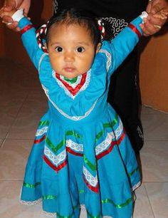 Traje tradicional mexicano