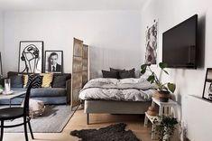 Gravity home - Apartment Decor Ideas Gravity Home, Apartment Room, Room Interior, Small Room Design, Small Apartment Living Room, Room Design, Home Decor, Small Apartment Interior, Apartment Decor
