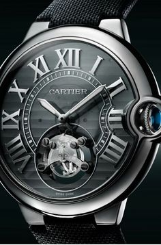 cfebb0bd59e Cartier iD One Watch Concept