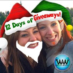 As a thank you to our fabulous Facebook followers, Watson Works is having 12 Days of Giveaways from Dec. 12-24, 2014. Like & follow us on Facebook to be alerted when each day's freebie is announced. Merry Christmas! :)