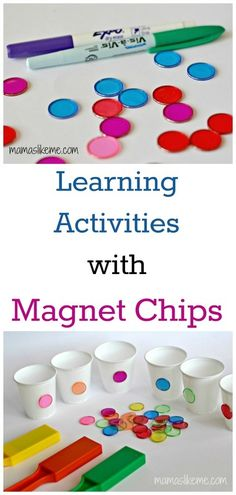 Mamas Like Me: Magnet Learning Activities for Kids