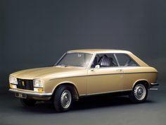 Интерьер Peugeot 304 Coupe '1970–75