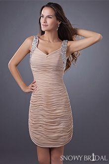 Garden Bridesmaid Dresses - B1958