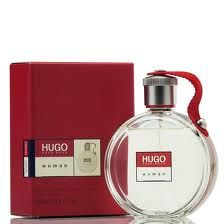 Perfume Hugo Boss Woman...... I love this one - it brings back many memories.. My husband bought this for me (after a big fight) while we were dating <3