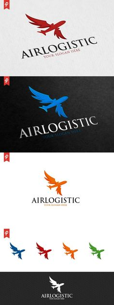 Air Logistic Logo. Logo Templates. $29.00