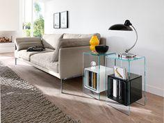 MAGIQUE Side Table By @Fiam Italia Designed By Studio Klass #fiamitalia  #studioklass #