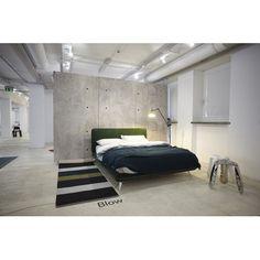 Łóżko tapicerowane Blow NAP