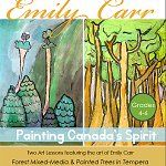 Emily Carr is one of Canada's most popular artist. Not only was she a very modern woman for her time, she was a prolific painter and author. Artists For Kids, Art For Kids, Emily Carr Paintings, Art Studies, Social Studies, Artist Project, Learn Art, Art Classroom, Classroom Ideas
