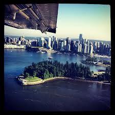 floatplane vancouver to vancouver island