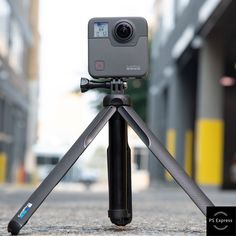 GoPro has updated its Fusion ecosystem with new firmware for the Fusion camera and updates to the Fusion Studio software as well as the Adobe Premiere and After Effects plug-ins. Tesla Pickup, Fusion 360, Go Pro, Yanko Design, Gps Tracking, Wide Angle Lens, In Case Of Emergency, Industrial Design, Perspective