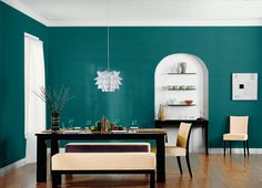 This is the project I created on Behr.com. I used these colors: REALM(S-H-500),