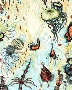 """Masquerade"" Pen & Ink on paper © 2007 Yellena James Illustrations, Illustration Art, Yellena James, Botanical Prints, Aesthetic Art, Prints For Sale, Masquerade, Art Drawings, Fine Art Prints"