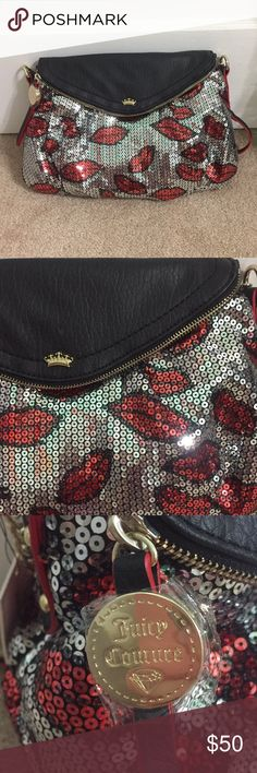 Spotted while shopping on Poshmark  JUICY COUTURE Crossbody bag NWT!   poshmark  fashion  shopping  style  Juicy Couture  Handbags 5785f9e2e314b