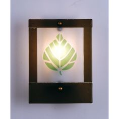 9 Inch W Metro Fusion The Wrigley Wall Sconce - Custom Made