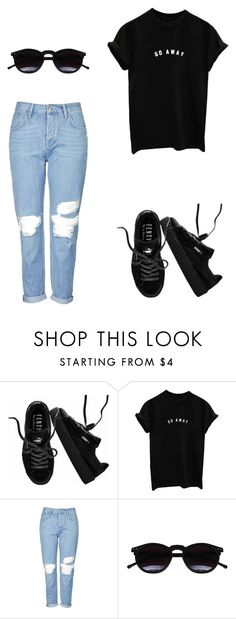 """""""Untitled #296"""" by doda-laban on Polyvore featuring Puma, Topshop and Chicnova Fashion"""