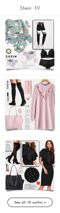 """""""Shein  XV"""" by samra-bv ❤ liked on Polyvore featuring Erno Laszlo, Grown Alchemist, 100% Pure, Chanel, Christian Dior, Hourglass Cosmetics, Citizens of Humanity, Burberry, NYX and Kopari"""