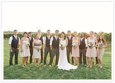vineyard-wedding-i like how the guys aren't wearing actual tux's