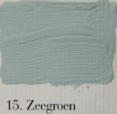 L'Authentique Krijtverf : 15 Zeegroen
