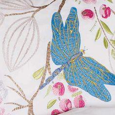 Designers Guild Kimono Blossom Bed Linen - please please someone buy me this!?