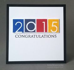 CASology 150 - Graduation by Ardyth - Cards and Paper Crafts at Splitcoaststampers