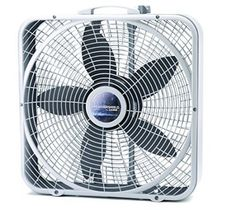 The Lasko 20 Weather-Shield Performance Box Fan - with three quiet speed settings and high-performance grille - is FAN-tastic. Using the patented Weather-Shield. K9 Kennels, Dog Ages, Cleaning Items, Best Amazon, Look Good Feel Good, One With Nature, Outdoor Dog, Save Energy, Weather