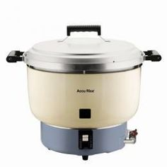 New COMMERCIAL Restaurant Stainless Steel Electric Rice Cooker Model PGC-6000N