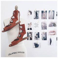 {Chloé sandals}