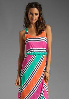 SPLENDID Cabana Stripe Dress in Parfait at Revolve Clothing - Free Shipping!
